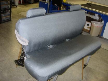 1995 - 1999 Chevy Tahoe 3rd Row Bench Seat Covers1995-1999 Chevy Tahoe 3rd Row Bench Seat Covers