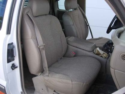 1999 - 2002 Chevy/GMC Buckets No Armrests Seat Covers