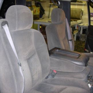 2000 - 2002 GMC Yukon 40/20/40 with Opening Console Seat Covers