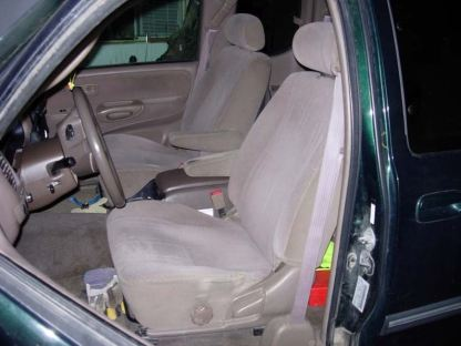 2000 - 2002 Tundra Bucket Seat Covers
