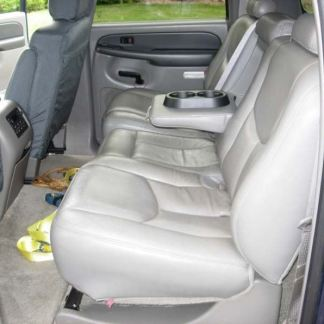 2003 - 2007 Chevy Tahoe Middle Row 60/40 Seat Covers