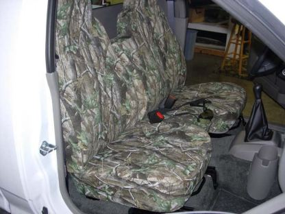 2004 - 2012 Chevy Colorado Regular Cab 60/40 Seat Covers