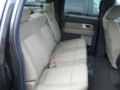 2009 - 2010 Ford F-150 Super Crew 60/40 Seat Covers