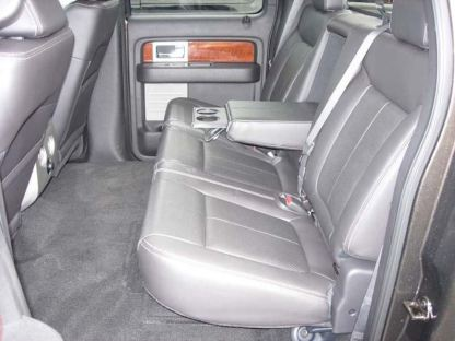 2009 - 2010 Ford F-150 Super Crew 60/40 with Armrest Seat Covers