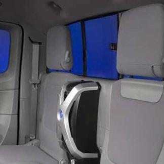 2009 - 2011 Tacoma Access Cab Rear Seat Covers