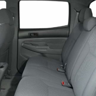 2009 - 2015 Tacoma Double Cab Rear 40/60 Seat Covers