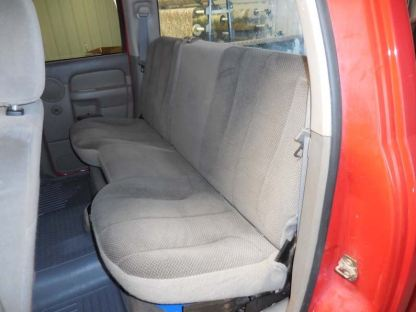 2002 - 2003 Dodge Bench No Headrests Seat Covers