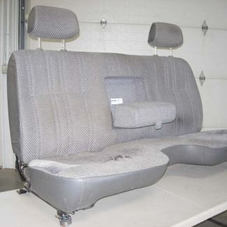 1993 - 1998 T-100 4WD Bench with Armrest Seat Covers