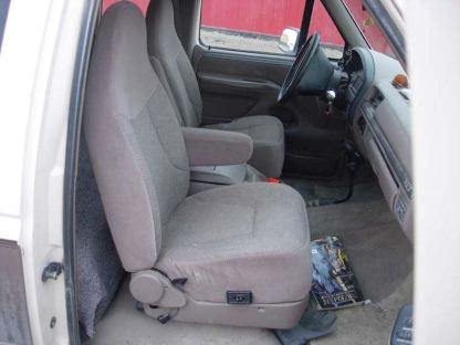 1992 - 1996 Ford F-250-350 Buckets with One Inside Armrest Seat Covers