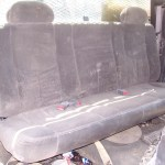 1995 1998 Chevy Gmc Extended Cab Rear Bench Seat Covers Headwaters Seat Covers