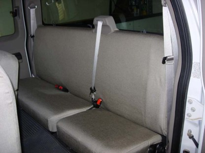 2008 - 2010 Ford F-250-550 Super Cab 40/60 Bottoms Bench Top Seat Covers