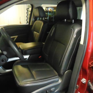 2016 - 2021 Nissan Titan Buckets Seat Covers