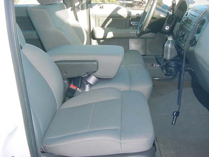 2004 - 2008 Ford F-150 XL Super Crew 40/20/40 with Armrest Seat Covers