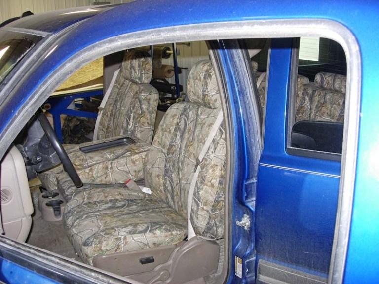 2003-2007 Chevy-GMC Crew 40-20-40