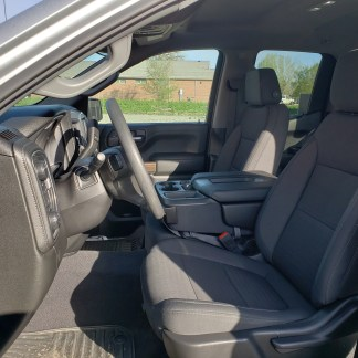 2019 - 2022 Chevy/GMC 40/20/40 with Opening Console and Non-Opening Middle Bottom Seat Covers