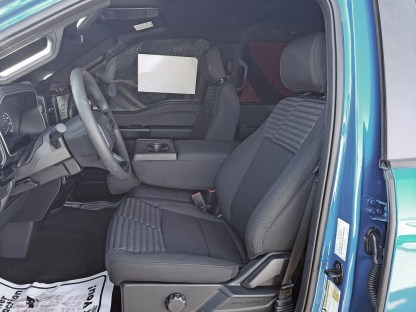 2021 Ford F-150 XL 40/20/40 with Armrest Seat Covers