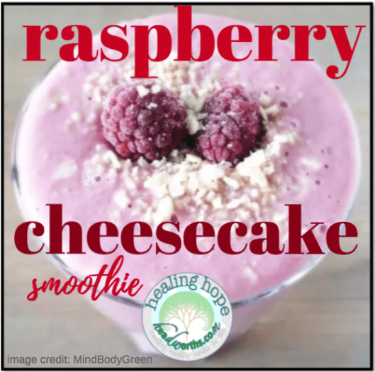 raspberry-cheesecake-smoothie-title