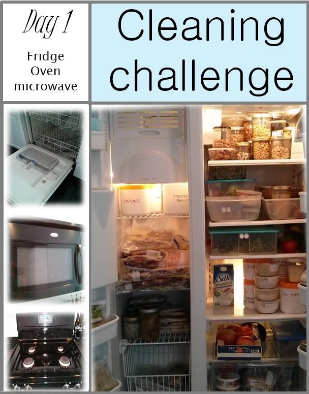 get-clean-challenge-day-1