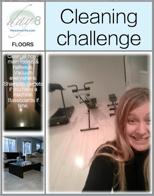 get-clean-challenge-day-8