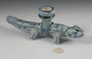 Ash-Glazed Salamander