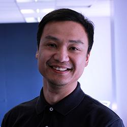 portrait of Calvin Luo