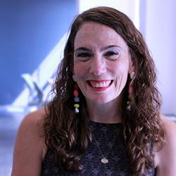 portrait of Kelli Goodman