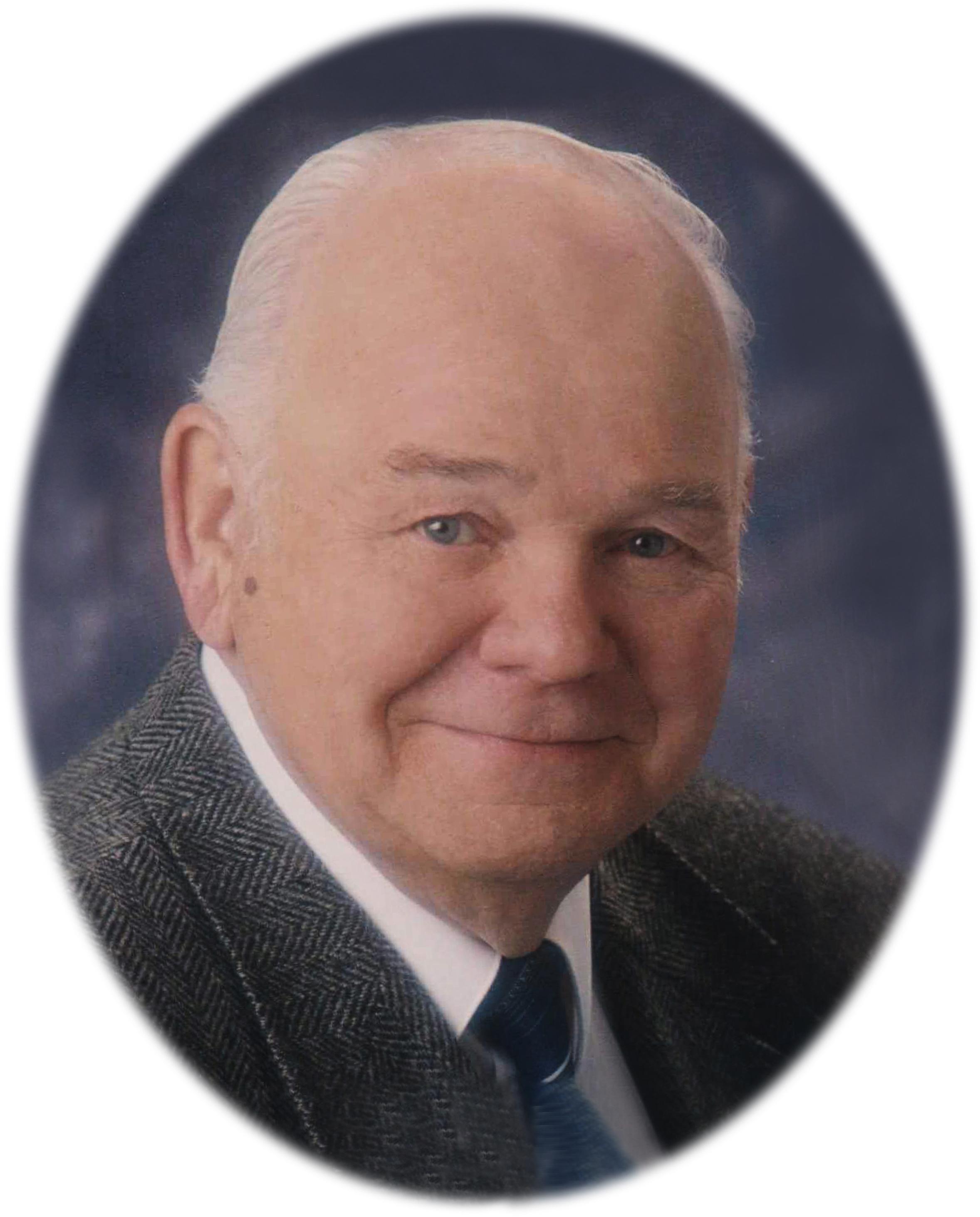 """Melvin L. """"Mel"""" Burge"""
