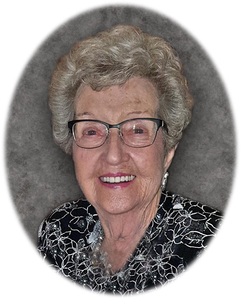 Betty J. (McGill) Robertson
