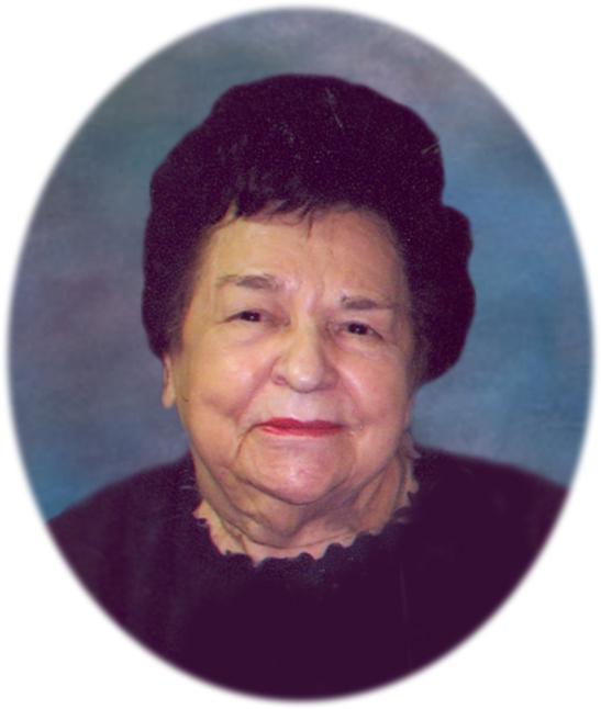 Evelyn M. St. Lucas