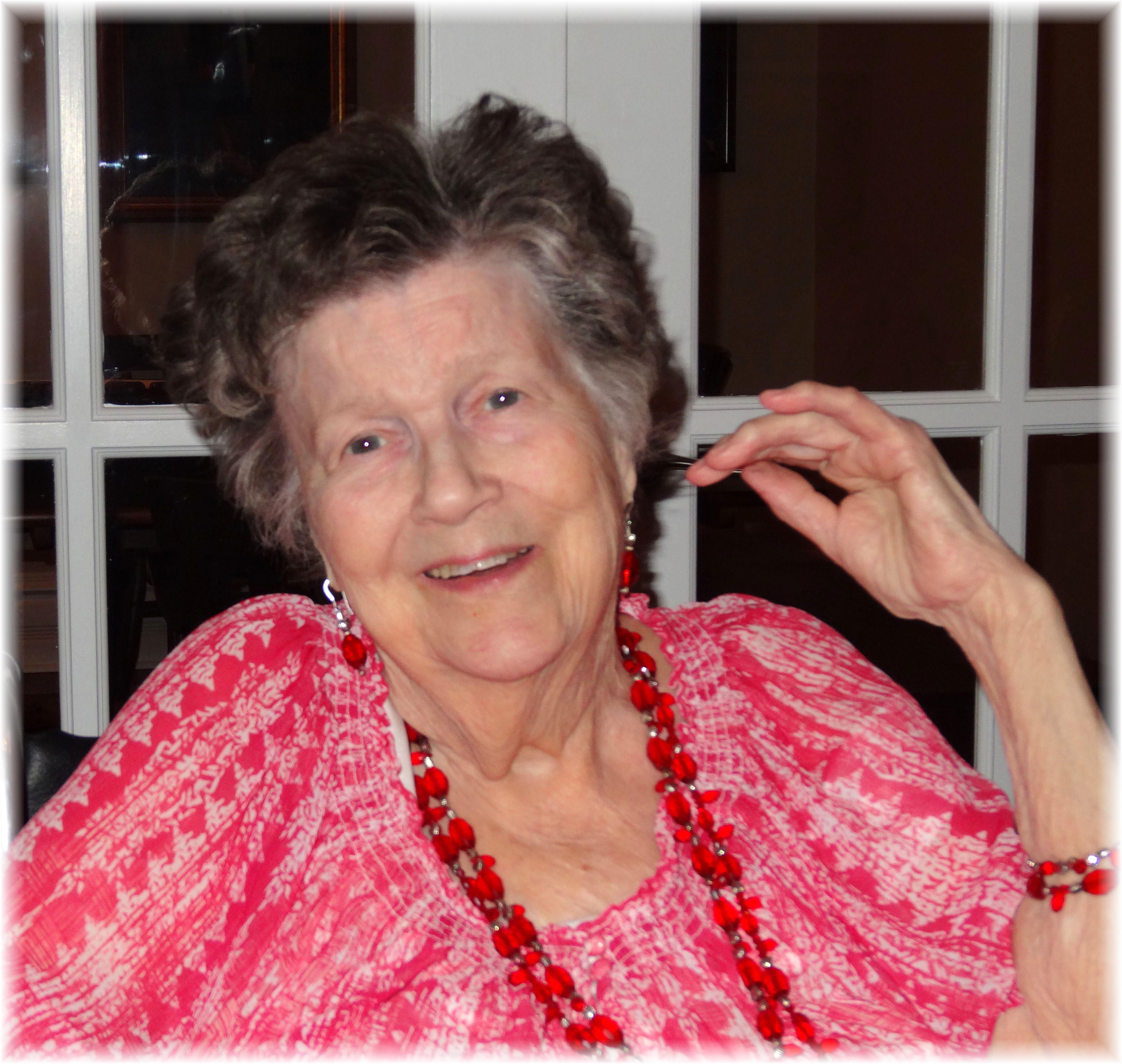 Mary Genevieve (McGill) Betterman