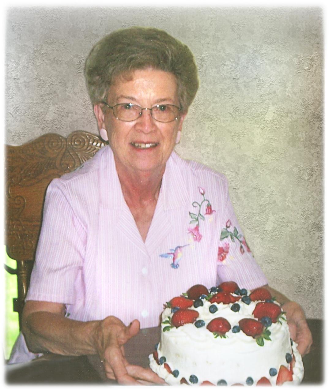 Wilma Marie (Wesely) Vlcek