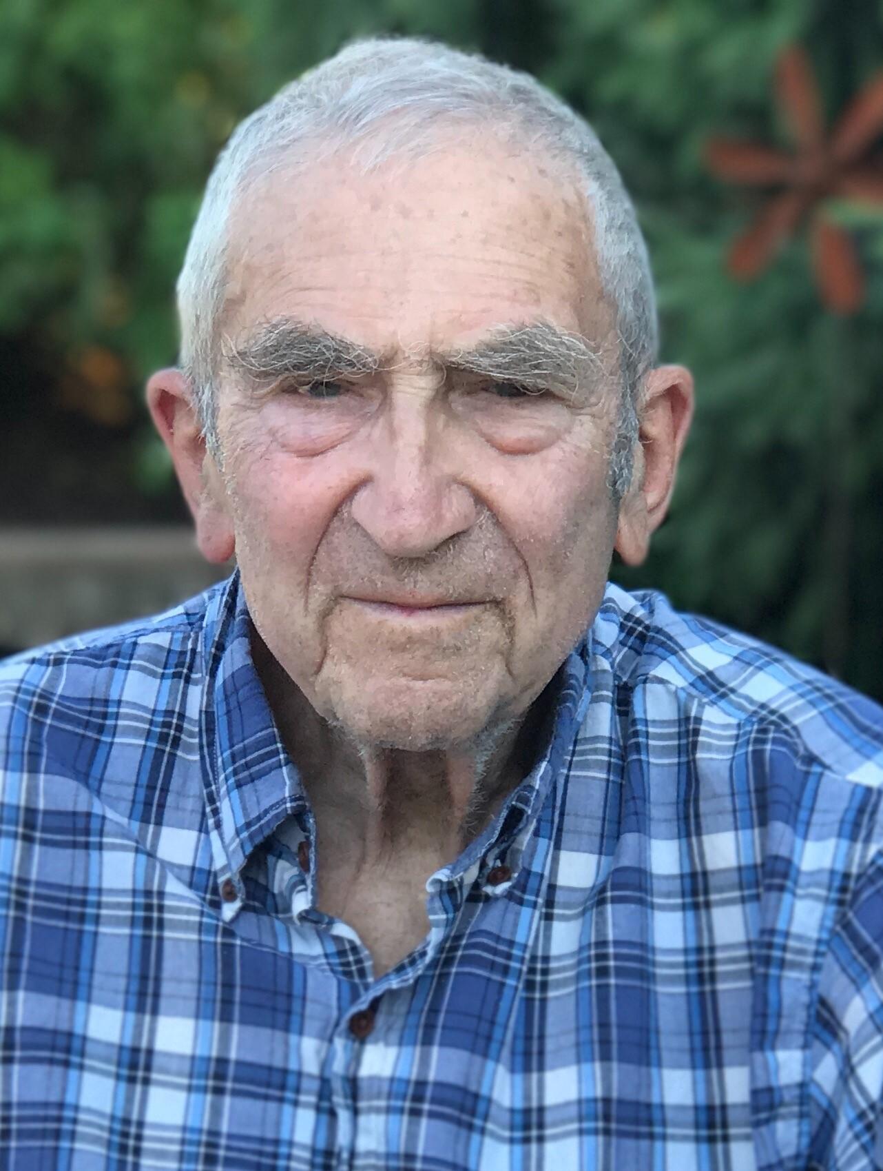 Bernard Magid, M.D., Capt. U.S.A.F. (Ret.)