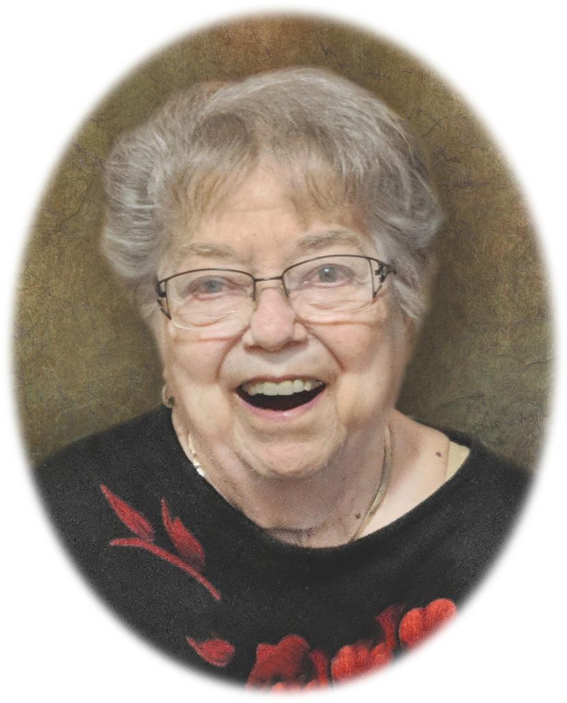 Betty M. Ruff