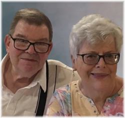 """William M. """"Bill"""" and Linda M. Nodes"""