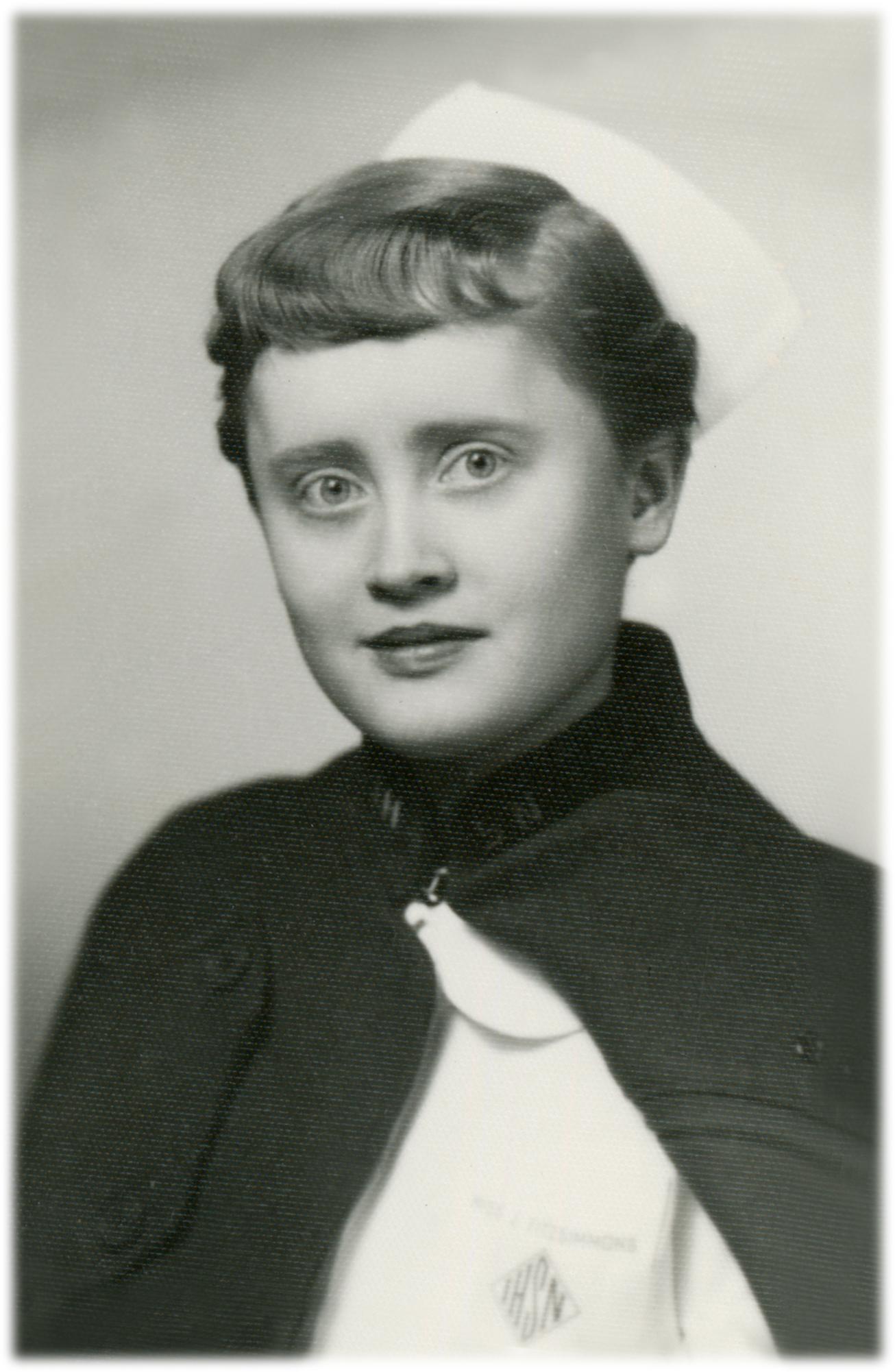 Joan Ellen (Fitzsimmons) Grieb