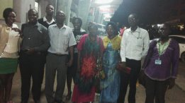 Heal The Planet Team for 25 04 16 General Meeting in Kampala (2)