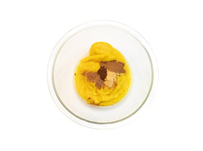 Paleo/Keto Pumpkin Pie from Scratch