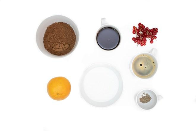 Cardamon Coffee Chocolate Mousse vegan paleo