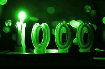 1000-candles