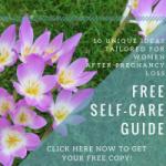 Self-care GUIDE Banner ad square