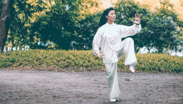 Tai Chi - 5 Exercises You Should Do Everyday