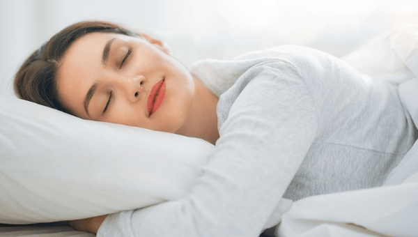 Lose weight by getting enough sleep