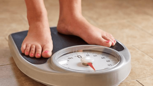 Lose weight for personal beauty