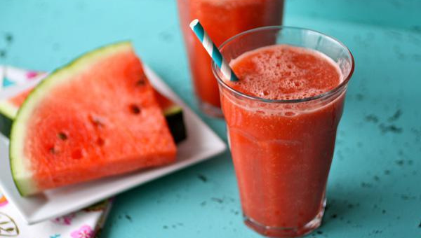 Watermelon And Chia Juice