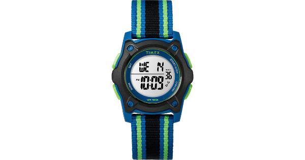 Timex Time Digital Machine Watch