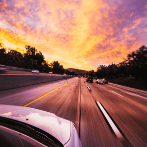 Use Reiki before driving for a safe trip