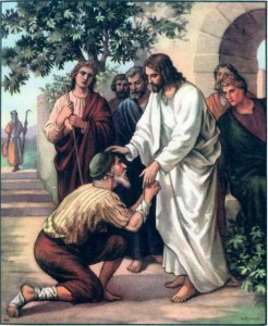 Jesus came to heal all diseases