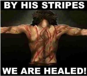 divine healing through Jesus Christ of Nazareth
