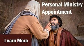 Personal Deliverance Ministry