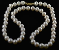 """20"""" Pearl Necklace"""